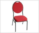 Krzesło bankietowe typu jajko na metalowym stelazu, wypożyczalnia krzeseł bankietowych wrocław kraków łódź warszawa poznań