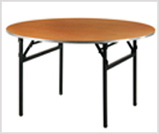 Wypożyczalnia stołów wrocław poznań kraków warszawa katowice, Stół bankietowy okrągły do wypożyczenia na wese;e lub bankiet