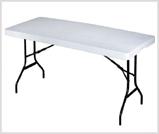 Stół o wymiarze 174x80 do wypożyczenia mebli konferencyjnych, wynajem stołów wrocław poznań kraków