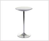 Stolik silver w wypożyczalnia stołów kateringowych