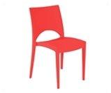 Krzesło June - wypożyczalnia mebli targowych Jelenia Góra