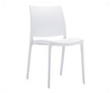 Krzesło Maya - meble eventowe poznań