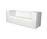 Sofa Classic biała  - Wypożyczalnia mebli Katowice