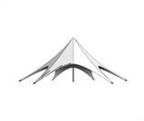 Namiot gwiazda - wynajem namiotów Częstochowa