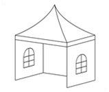 Namiot turecki - wynajem namiotów Wrocław