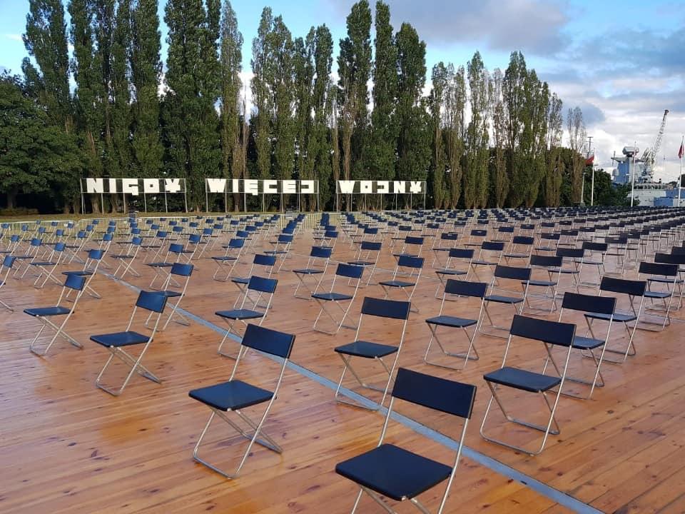 81 rocznice wybuchu II Wojny Światowej gdańsk